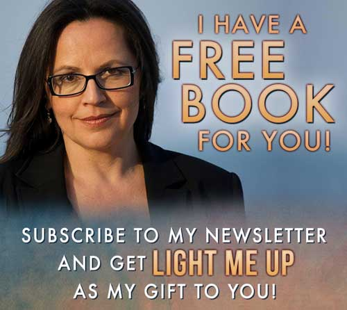 Picture of Shannon: I have a Free Book For you! Subscribe to my Newsletter and get Light Me Up as my gift to you!