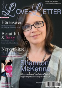 LoveLetter Magazine Interview with Shannon McKenna
